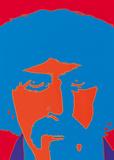 Frank Plakater af Peter Marsh