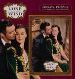 Gone With the Wind Movie Embrace 1000 Piece Jigsaw Puzzle Puzzle