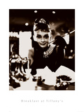Breakfast At Tiffany's I Posters by  The Chelsea Collection