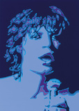 Mick Prints by Peter Marsh