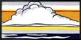 Cloud and Sea, 1964 Prints by Roy Lichtenstein