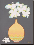 Moderno Vaso VI Stretched Canvas Print by Monica Kuchta