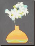 Moderno Vaso V Stretched Canvas Print by Monica Kuchta