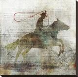 Esperanza II Stretched Canvas Print by Kay Daichi