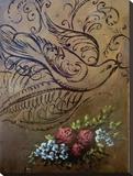 Unfettered Stretched Canvas Print by Jennifer Lanne