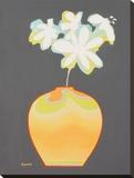 Moderno Vaso IV Stretched Canvas Print by Monica Kuchta