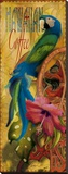 Isla de Java I Reproducción en lienzo de la lámina por Alma Lee