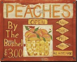 Fruit Stand II Stretched Canvas Print by Grace Pullen