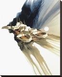 Réflexions sans âge Reproduction transférée sur toile par Albert Dreher
