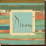 Dream Stretched Canvas Print by Grace Pullen