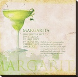 Margarita Stretched Canvas Print by Scott Jessop