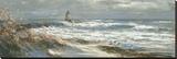 Eastern Lighthouse Reproduction transférée sur toile par Michael R. Miller