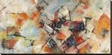 Quartieri di Rio Stretched Canvas Print by Tebo Marzari