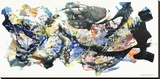 Senza titolo 2012, I Stretched Canvas Print by Nino Mustica