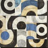 Addendum II Stretched Canvas Print by Sandro Nava
