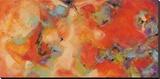 Piacevoli emozioni Stretched Canvas Print by Tebo Marzari
