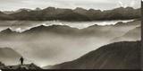 Across my world Stretched Canvas Print by Fulvio Ferrua