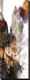 Li Panel II Bedruckte aufgespannte Leinwand von Suzanne Silk
