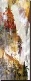 Li Panel III Reproduction transférée sur toile par Suzanne Silk
