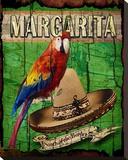 Margarita Reproduction sur toile tendue par Karen J. Williams