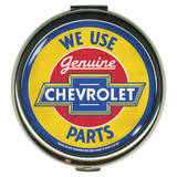 Chevrolet Parts Round Compact Compact Mirror