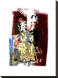 Mao II Stretched Canvas Print by Suzanne Silk