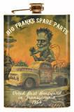 Big Frank's Flask Flask