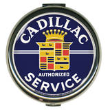 Cadillac Service Round Compact Compact Mirror