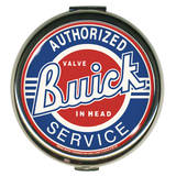 Buick Service Round Compact Compact Mirror
