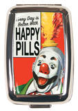 Happy Pills Pill Box Pill Box