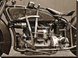 1929 Indian Ace Płótno naciągnięte na blejtram - reprodukcja autor Markus Cuff