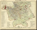 Rome, c.1883 Stretched Canvas Print