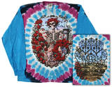 Long Sleeve: Grateful Dead - 30th Anniversary T-shirt a maniche lunghe
