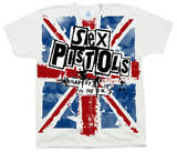 Sex Pistols - Anarchy In The UK Tshirts