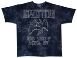 Led Zeppelin - USA Tour 77 T-shirts