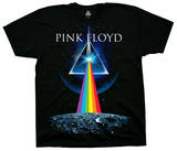 Pink Floyd - Dark Side Invasion T-paita