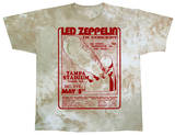 Led Zeppelin - In Concert T-shirts