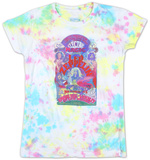 Junior's: Led Zeppelin - Electric Magic T-shirts
