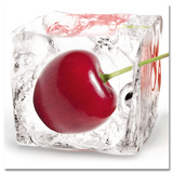 Cherry Cube Plakat