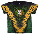 Shamrock V-Dye T-shirts