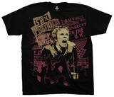 Sex Pistols - Johnny Rotten Shirts