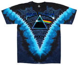 Pink Floyd - Dark Side Of The Moon V-Dye T-shirts