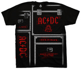 AC/DC - AC/DC Crew T-Shirts