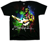 Jimi Hendrix - Jimi Painted T-Shirt