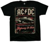 AC/DC - AC/DC Speedshop - Tişört