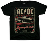 AC/DC - AC/DC Speedshop T-shirts