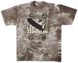 Led Zeppelin - Zeppelin Poster T-Shirts