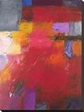Sunshine Stretched Canvas Print by Hooshang Khorasani