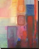 Luminescence IV Stretched Canvas Print by Hooshang Khorasani