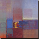 Luminescence II Stretched Canvas Print by Hooshang Khorasani